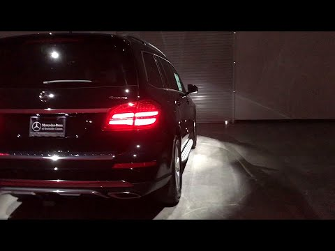 2018 Mercedes-Benz GLS Walk-Around Rockville Centre, Nassau, Long Island, New York, Queens, NY JB002