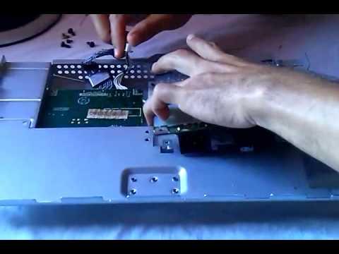 Manutenção do Monitor Samsung 740N