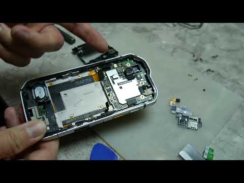 Caterpillar S60 - Телефон с тепловизором за 40К. Пересобираем заново