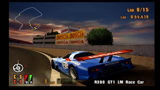Gran Turismo 3 EPIC RACE! R390 Going Nuts, but my Car SUCKED HAHA! Lister Storm Struggles Part 1!