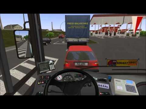 Oyun Fukarası | Omsi Bus Simulator | Dar Yollardayız