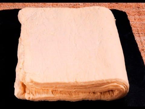 Pasta de hojaldre - Puff Pastry