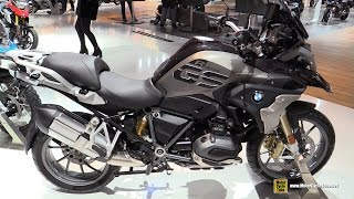 2017 BMW R1200 GS - Walkaround - Debut at 2016 EICMA Milan