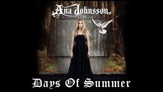 Watch Ana Johnsson Days Of Summer video