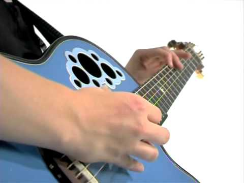Kaki King - Playing With Pink Noise Video - High Quality Video