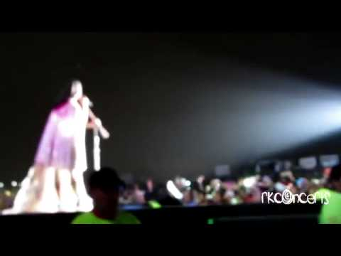 Katy Perry in Lima - Jockey Club Del Perú 2015 The Prismatic World Tour