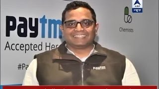 Consumer without Paytm account can also make payment via card: Founder Vijay Shekhar Sharma