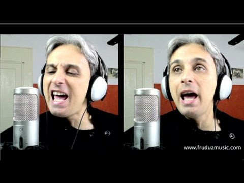 How to sing I Want to Hold Your Hand Cover Vocal Harmony
