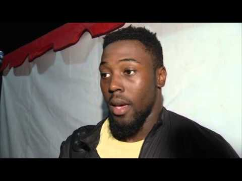 POSTGAME: Charles Harris After Arkansas State Win