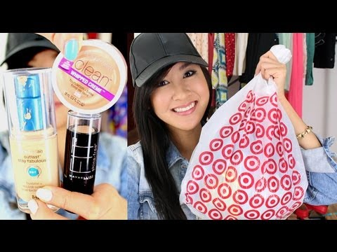 Target & Drugstore Beauty Haul / Reviews + Accessories!