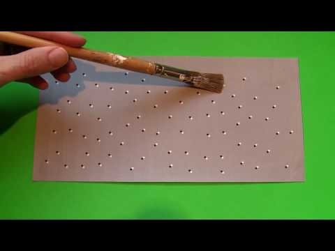 Magic Paintbrush Illusion