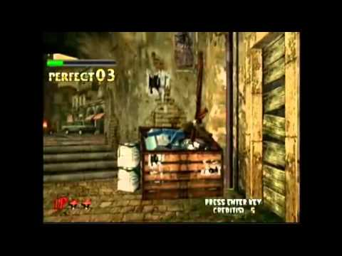 Brad sucks at typing [Typing of the Dead]