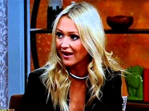 Zanna Roberts Rassi On Rachel Ray