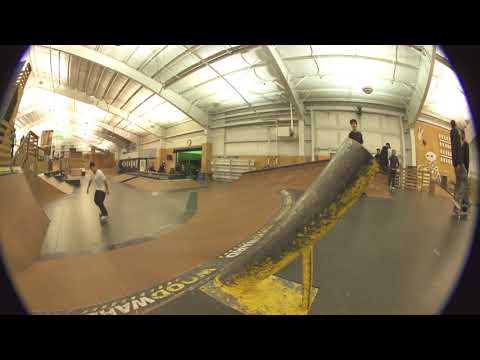Woodward Pole Jams