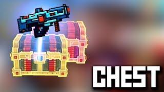 Opening Chest Pixel Gun 3D - Clan Chest. Event Chest. Chest PG