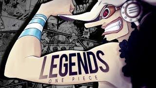 [One Piece AMV] - HOW LEGENDS ARE MADE | Usopp