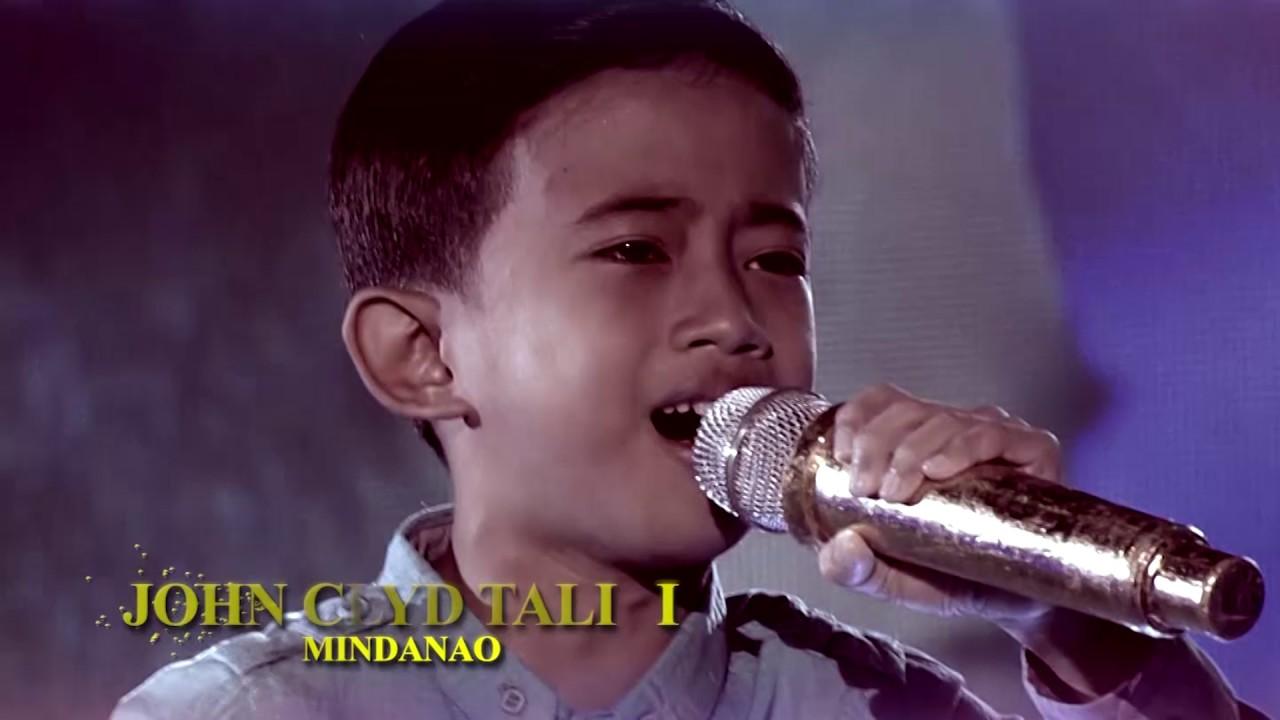 Tawag ng Tanghalan Kids: First Semifinalist