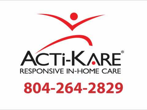 Richmond Senior Care | Richmond Home Care 23228 804-264-2829 Acti-Kare Senior Care Richmond, Va In-Home Senior Care - Top Caregivers for Richmond Home Care, Richmond Companionship, Richmond...