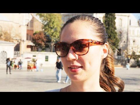 İstanbul'a Gelmeden Size Verilen Tavsiyeler Nelerdi? | Turistlerle Röportajlar
