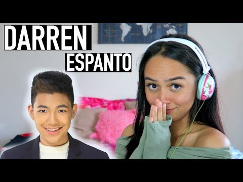 DARREN ESPANTO DESPACITO COVER REACTION