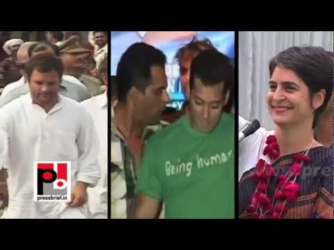 Superstar Salman Khan to campaign  for Congress