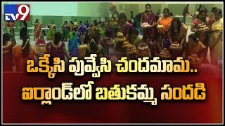 Dussehra and Bathukamma celebrations in Ireland