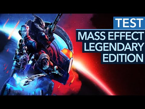 Auch 2021 noch ein absoluter Hit? - Mass Effect: Legendary Edition im Test