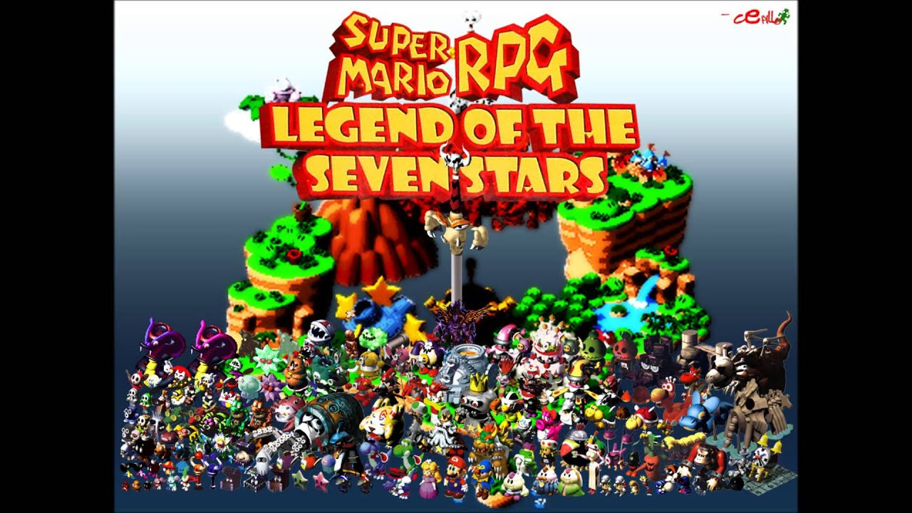 Mario Rpg Wallpaper Extended Super Mario Rpg