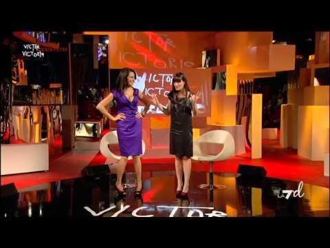 Victor Victoria Senza Filtro - Tra gli ospiti: Maria Grazia Cucinotta (26/04/2013)