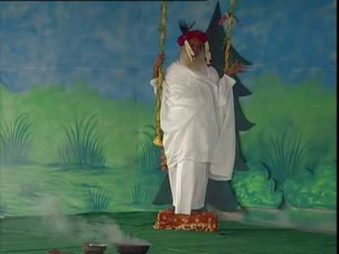 Asaram Bapu Ji - Yeh Kaisa Hai Jadu Bhajan - Bapuji On Swing video