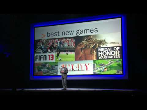 EA's Gamescom 2012 Press Conference replay from the Cologne Palladium in Germany.