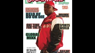 Urban Grind Lifestyle Magazine Vol 1 Commercial