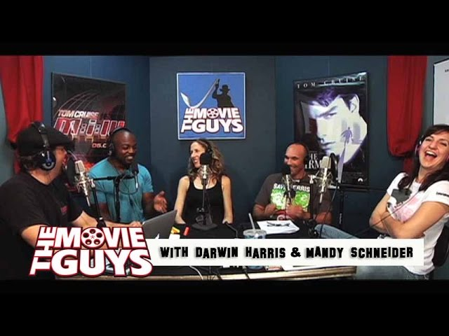 THE MOVIE SHOWCAST - ROUGE NATION (w/Darwin Harris & Mandy S...