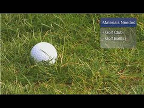 Golf Swing Tips : How to Perform a One-Piece Takeaway Golf Swing