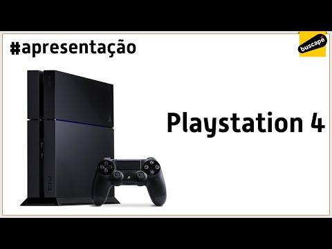 Sony Playstation 4 - Apresentação