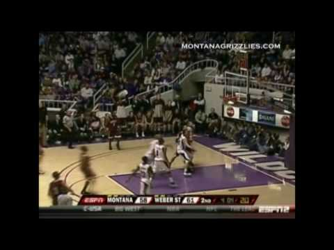 Montana Grizzlies vs Weber State the 2010 Big Sky Conference Championship Video