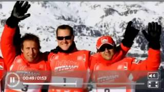 Michael Schumacher in Critical Condition After Skiing Accident - Interview