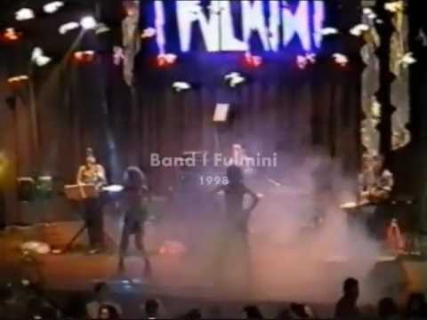 I Fulmini in TV LIVE 3.parte Band Barrafranca Concert Dance Party musica italiana Gulino Salvatore