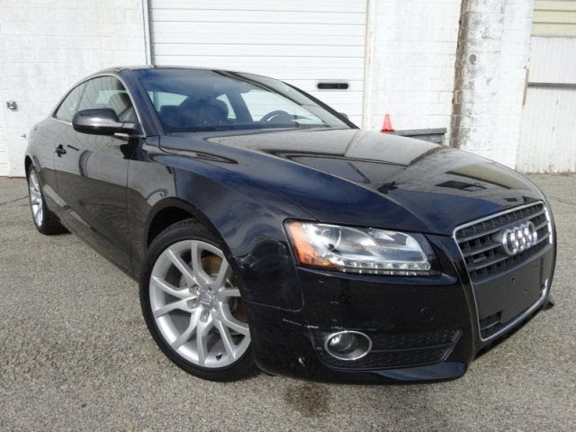 2012 Audi A5 2.0T quattro Coupe -- The Warehouse Cars
