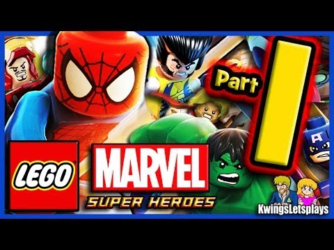 Lego Marvel Super Heroes Walkthrough Part 1 Prologue Sand Central Station