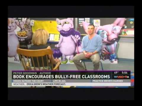 CBS Segment - Bullying Prevention @ The McLean School of Maryland - 03/28/2013