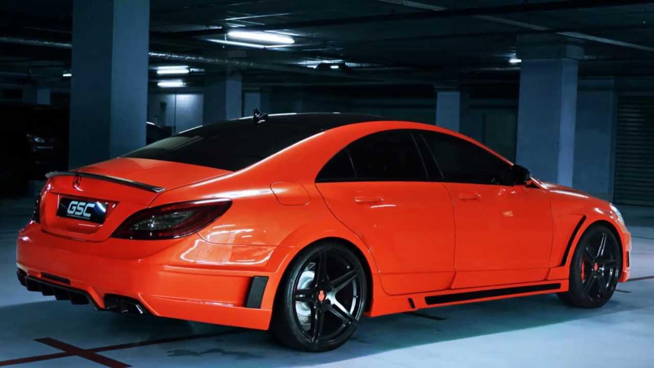2013 German Special Customs Mercedes-Benz CLS63 AMG ...