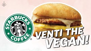 STARBUCKS VEGAN Sausages | Vegan News | LIVEKINDLY