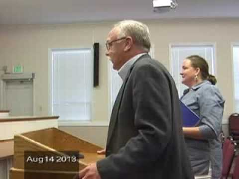 Secrets of County Government - Guest Presentation Aug 14 2013