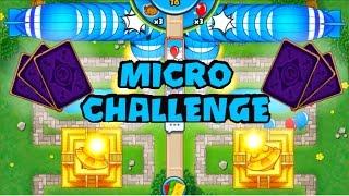 BTD Battles -  Card Battles Micro Challenge