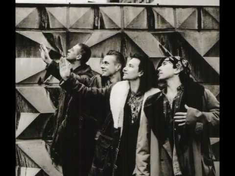 U2 - Spanish Eyes