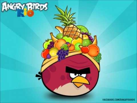 Angry Birds Rio Music video