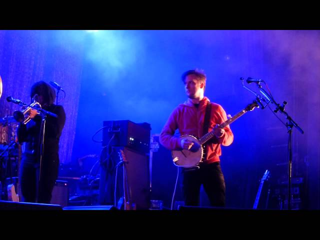 Modest Mouse , quotSatin in a Coffin , This Devil39s Workday quot Oct 16 , 2015  ,  LC ,  Columbus, Ohio