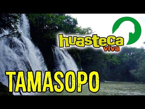 Huasteca Viva Tour 2014 - TAMASOPO S.L.P. Méx. (Cascadas de Tamasopo, el trampolin, Puente de Dios)