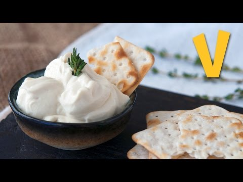 Basic cream cheese | The Vegan Corner